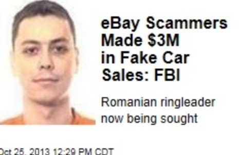 Get educated on buying cars and know scenarios car scam artists will use to steal your money.