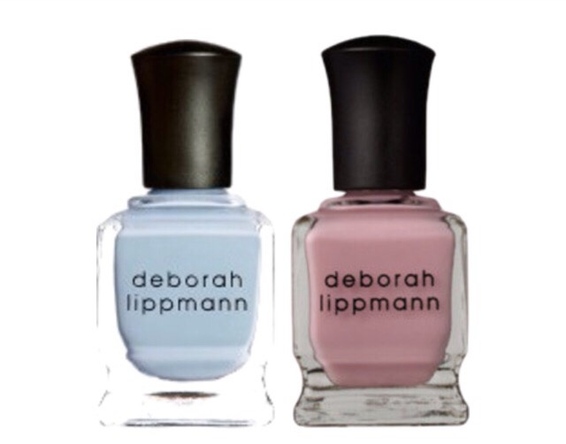 Thees are the Deborah Lippmann Pantone universe color of the year nail polishes. The go for $18.00 and are online only. Thees polishes are expensive but they are good quality. I love them!!