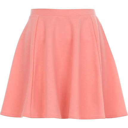 Choose a skater skirt from your closet...