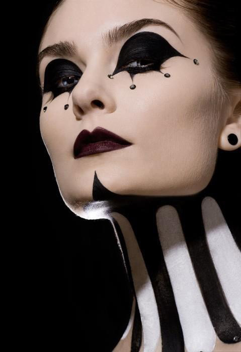 Make Up Halloween Ideas.Halloween Ideas For Face Only By Alexandrea Arrambide Musely