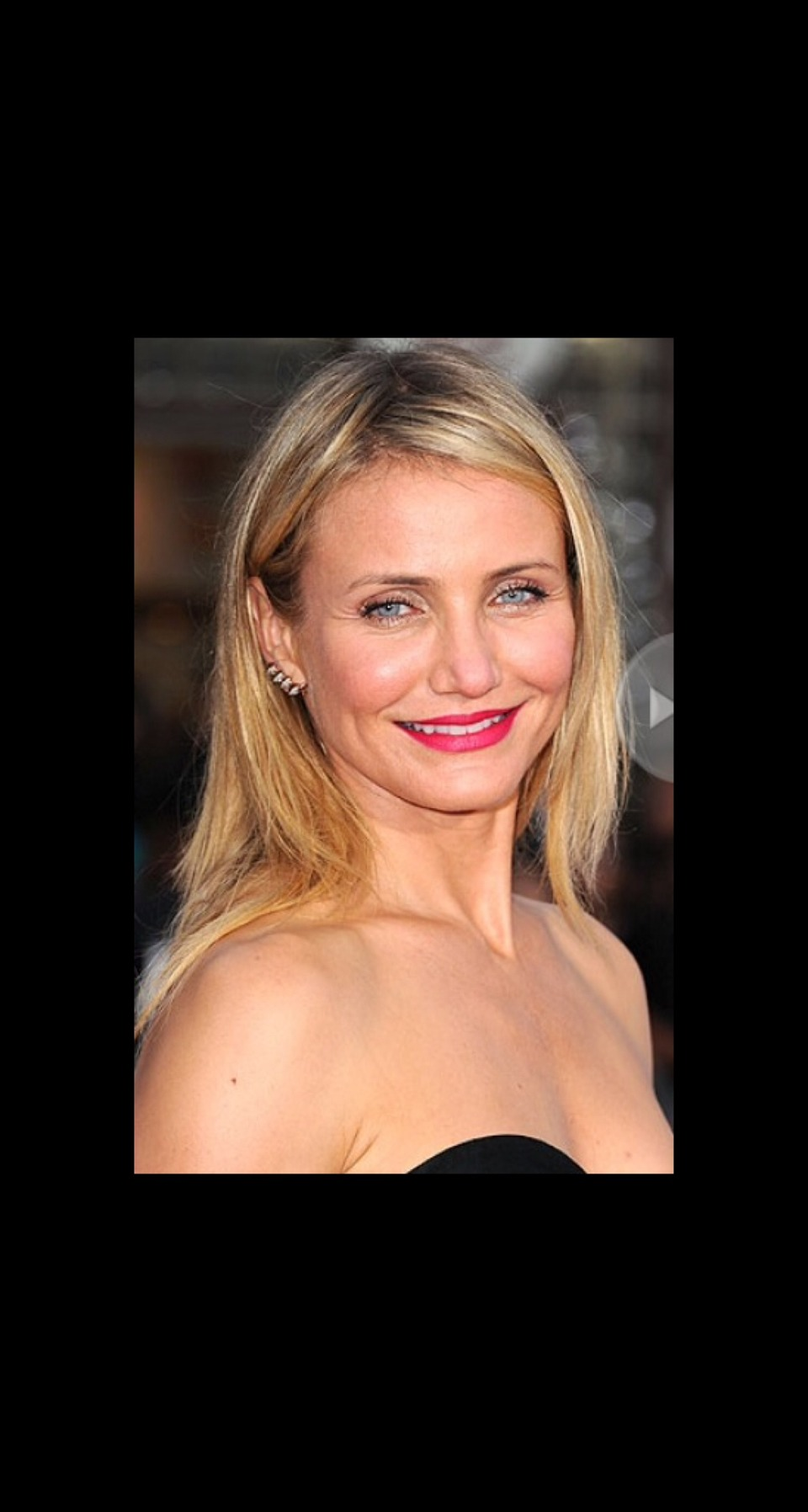 IMPERFECT PART LINES No comb, no problem. Gemma Arterton and Cameron Diaz give us permission to muss up our parts a bit, which is a subtle way of giving a polished do a bit of a beachy, laid-back vibe.