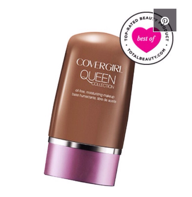 Covergirl Queen Collection Natural Hue