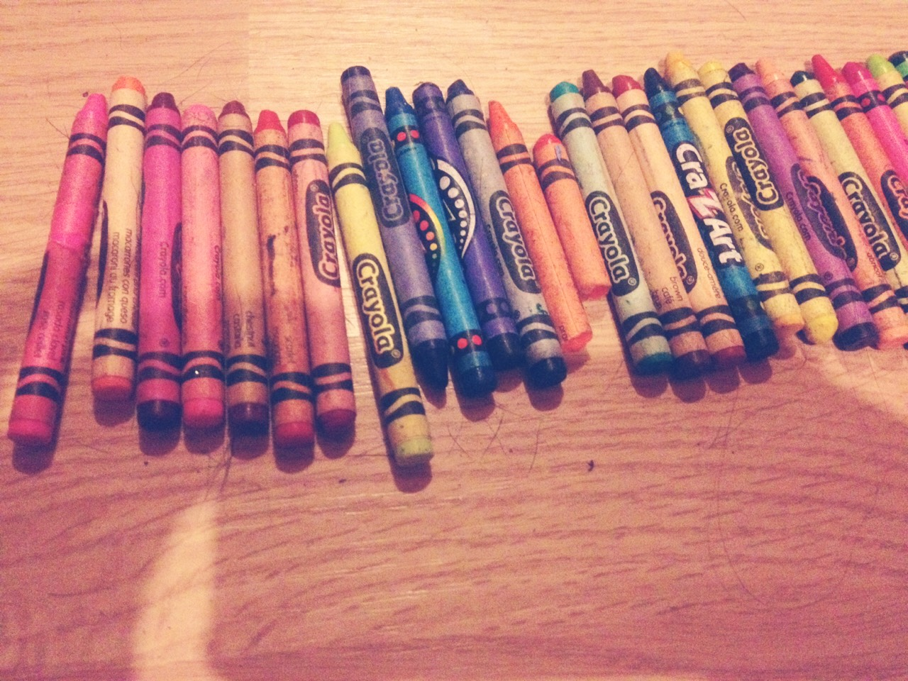 Your gonna need crayons!!!!