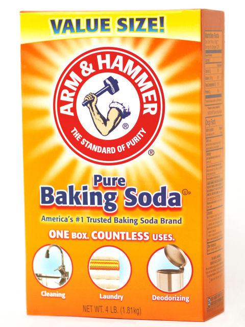 1. Use Baking Soda To Extend Your Blowout