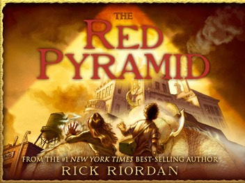 The Red Pyrimaid