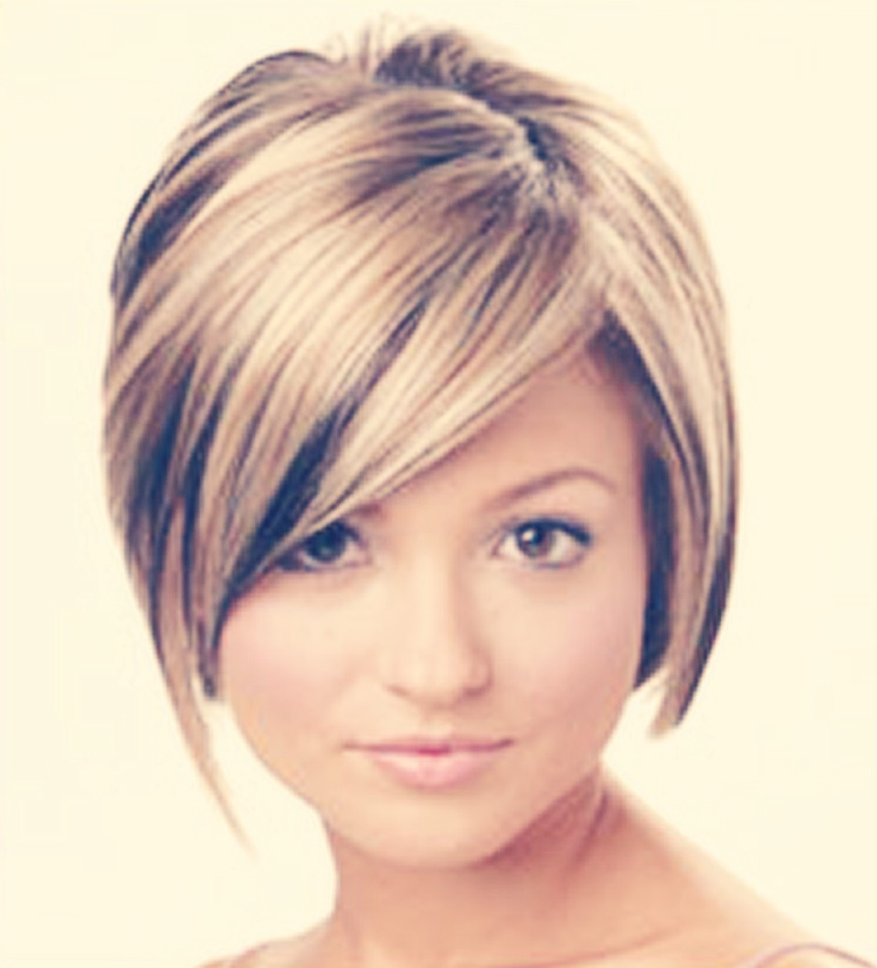 For people with really short hair, this perfection look is great!