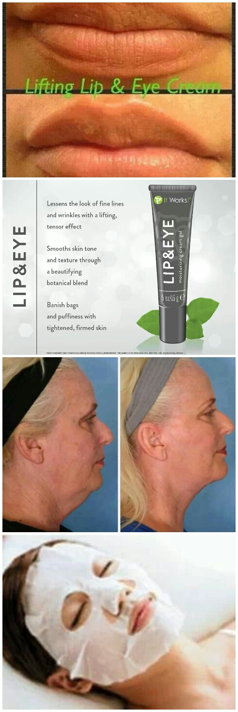 Wraps can be used from neck down.
