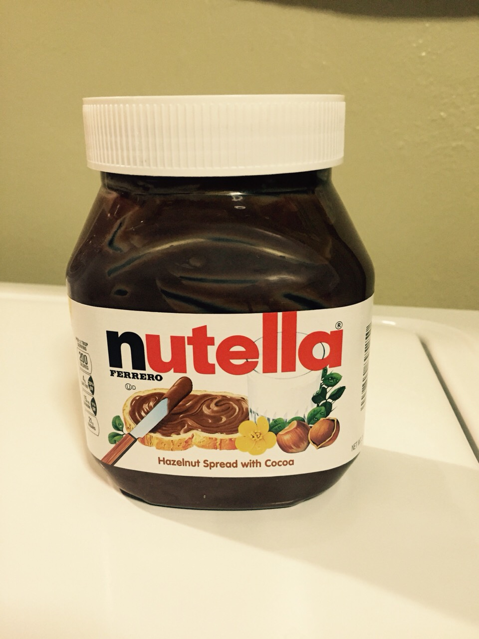 Nutella... Of course.