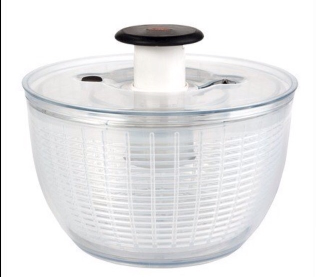 A salad spinner will dry your delicates so much faster!