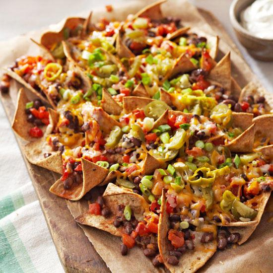 They're so tasty, no one will ever know that these nachos can easily fit in a healthy eating plan.