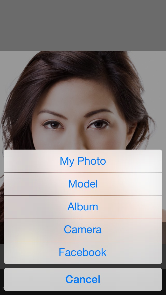 Then simply select the photo you want to use