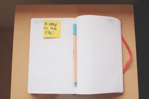 Keep a diary- up until you go keep a diary and note down all the things that you will need to take/do this will make packing less stressful and you won't have to worry about forgetting anything
