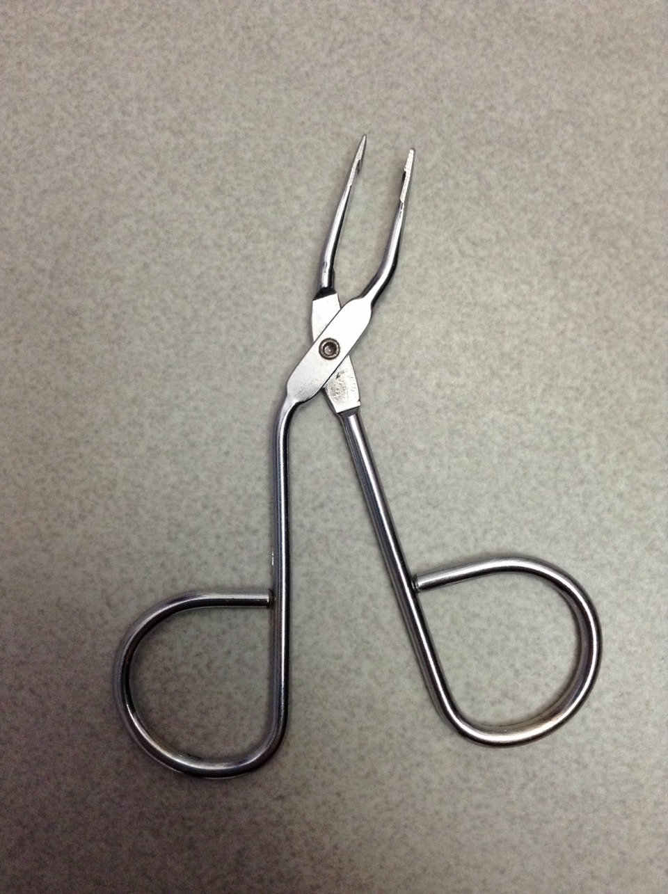 Tweezers with handles give you more control, like these