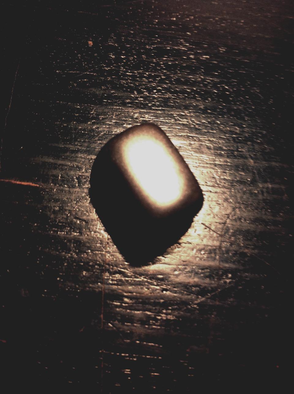 Hematite- Promotes courage.