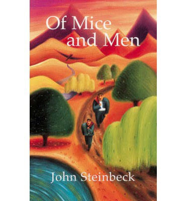 Of mice and men  This is not a series but this book supprised me with the story line I originally was not expecting much but was pleasantly surprised the journey these two men take to work and earn a living is incredible and the brotherly love between the two is heart braking