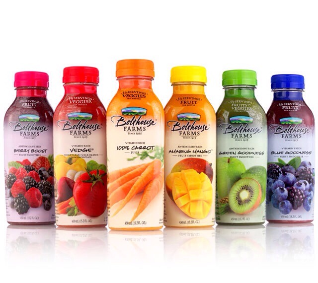 Hate making breakfast or too busy to grab lunch!?! Check out Bolthouse Farms for great and satisfying smoothies!