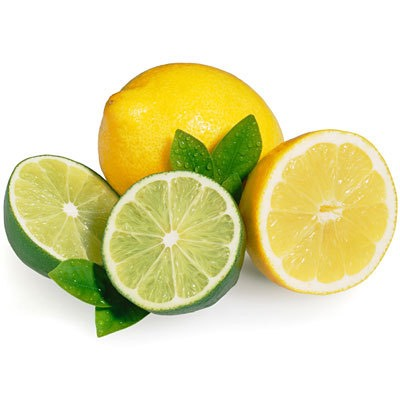 Then a lemon or lime. It doesn't really matter, just make sure you have on of the two😊