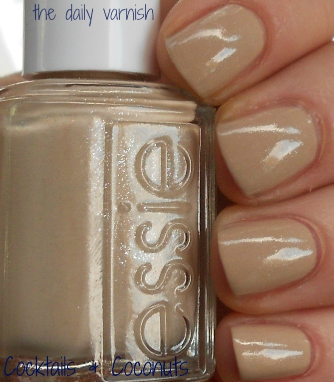 Essie Cocktails and Coconuts