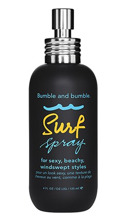 This month I have been focusing more on my makeup than my hair but when I know I have absolutely no time for my hair I will spray this in and I'll get beautiful natural looking waves and I can walk out the door confident I don't look like a hobo