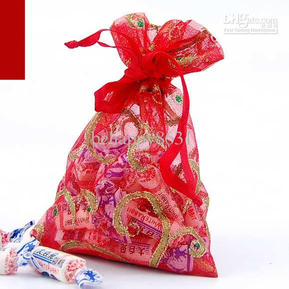 If you can't bake, fill a bag with candy. If all you have happens to be sandwich/ziplock bags, just tie a pretty ribbon to make it look festive. If it's a ziplock, make sure to remove the seal.