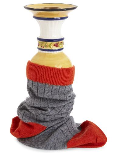 1. Socks can be turned into better bubble wrap  Forget costly and environmentally-unfriendly bubble wrap altogether. Instead, slip your valuables into socks when shipping them or traveling with them.