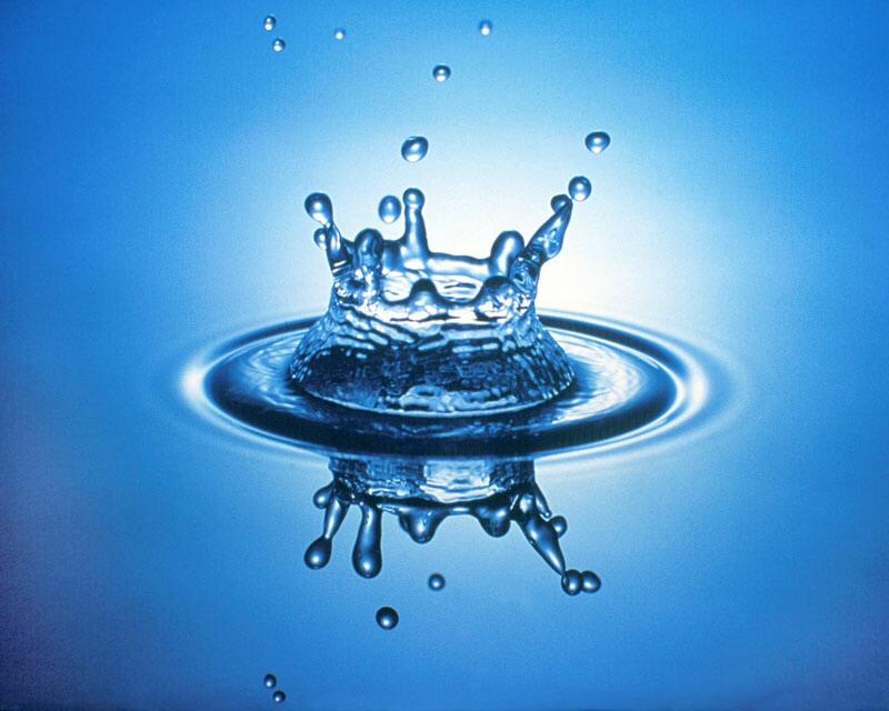 Drink lots of water.