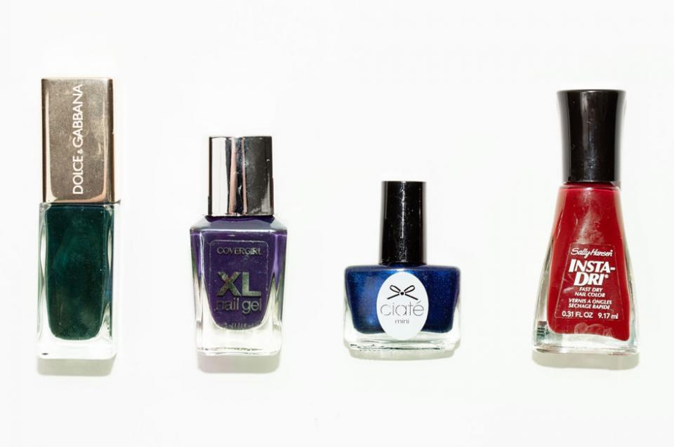 19. Jewel Tone Polish. Jewel tones are super rich and perfect for amping up any outfit as your statement accessory.