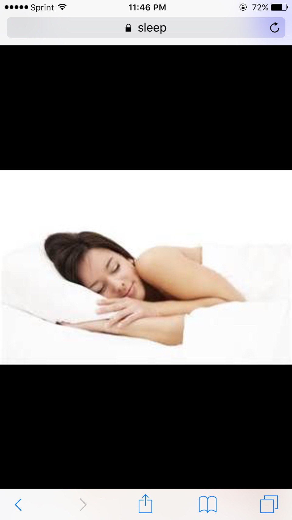 Final step just go to sleep (: