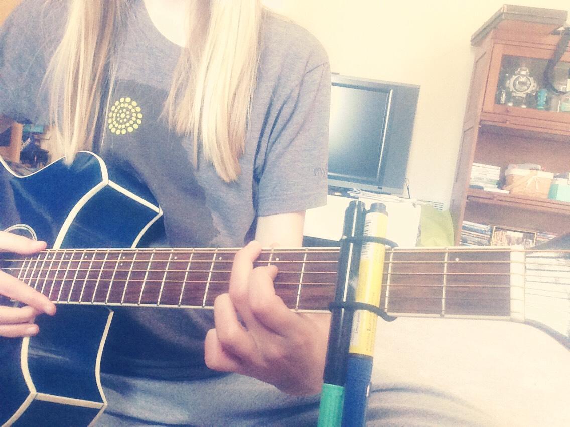 Diy Guitar Capo By Sophia Wrenn Musely