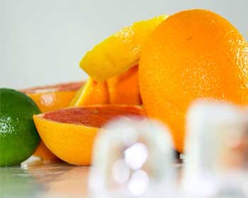 8) Take Advantage of Orange Peel :  Try applying orange peel or paste on effected area and leave on for at-least 15 minutes followed by rinsing with warm water. It will help you reduce the oil production, which in turn will cut on the dirt collection.
