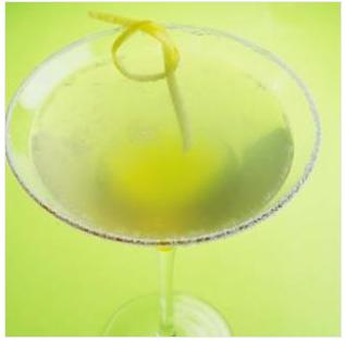1. Lemon-Orange Fizz!!! This is a very light and refreshing drink.Make a whole pitcher, because they will be gone fast.