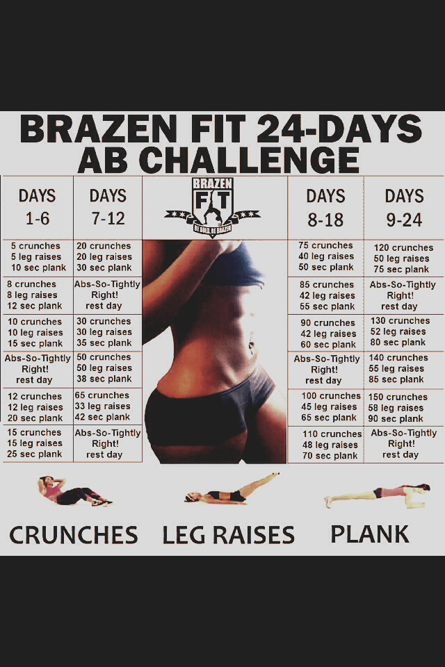 Complete the 24 day challenge. You won't be sorry!