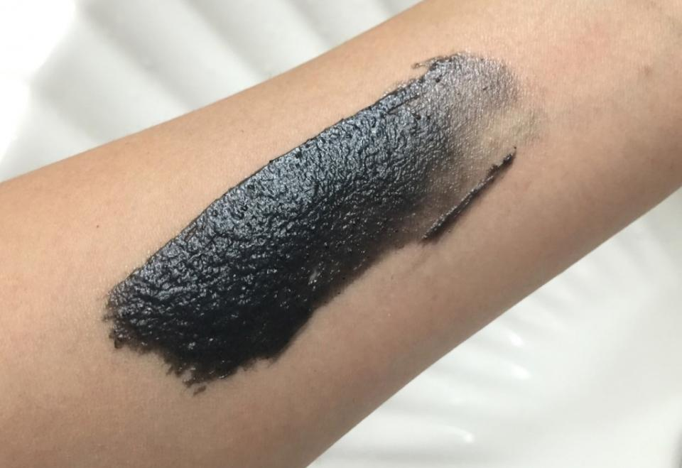 If you need to take your skincare on the go, a liquid cleanser with charcoal gives you the same pore-cleansing benefits.Erin's Faces' Clarifying Charcoal Cleanser ($28) has an amazing formula, with antioxidants, tea tree oil for ananti-bacterial boost, andDMAE for firming.