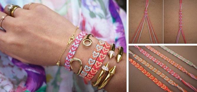 http://diycozyhome.com/heart-pattern-friendship-bracelet/