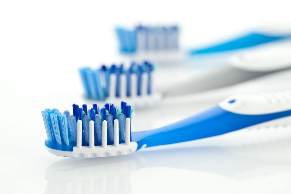 Toothbrushes can do more than just keep your mouth clean and healthy. Once a toothbrush has been used for three months, you could throw it out—or give it new life by using it for tough household projects.