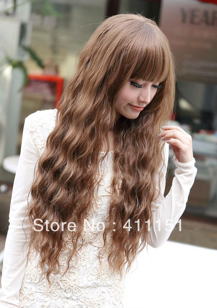 Wavy Hair!) All