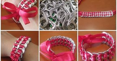 http://www.goodshomedesign.com/diy-soda-pop-tab-bracelet/