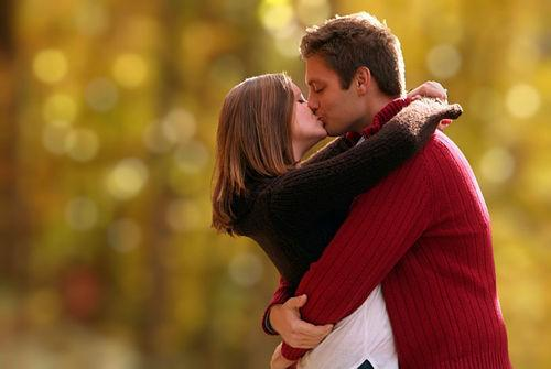 OLD MOVE: Kiss him passionately.