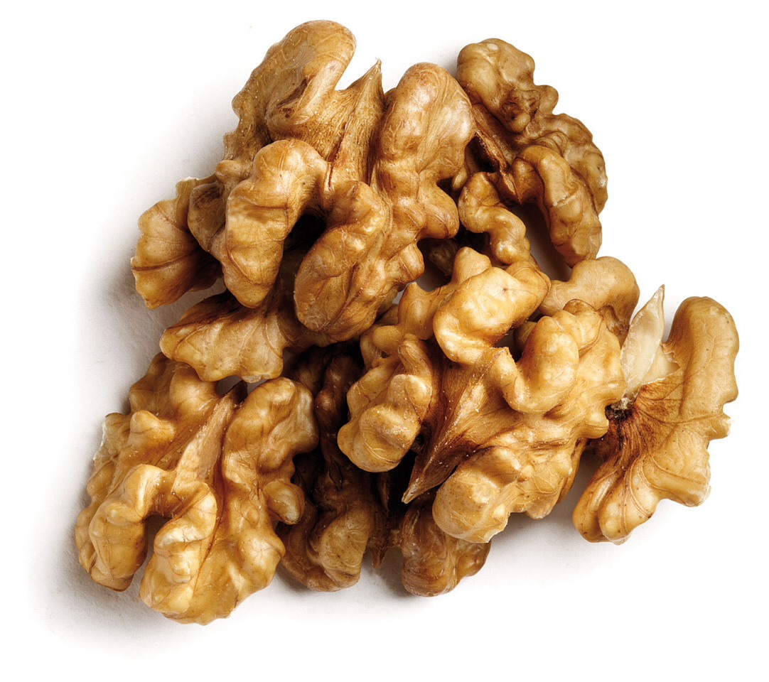 #2 Walnuts! A trick I do is mix walnuts in a bowl with sultanas the 2 together taste amazing!