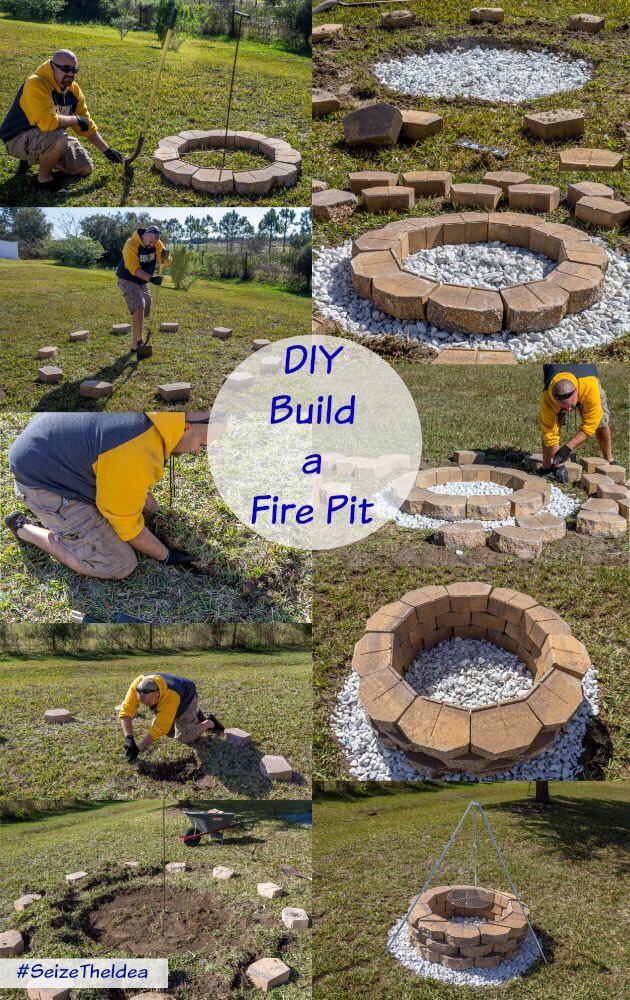 how to build a good fire