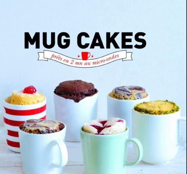 Microwave cocoa mug cake xx