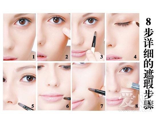 ... images of best makeup to cover dark circles under eyes asatan source musely · circles makeup bags ...