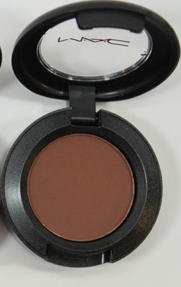 A dark eyeshadow (depends on your skin tone)