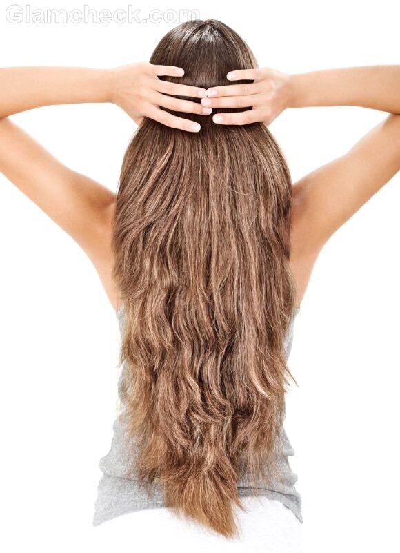 want longer hair? eat salmon!