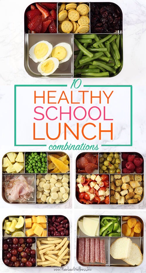 Check out LunchBots stainless steel meal containers, perfect for your child's, as well as your own, lunch!  VISIT |www.lunchbots.com