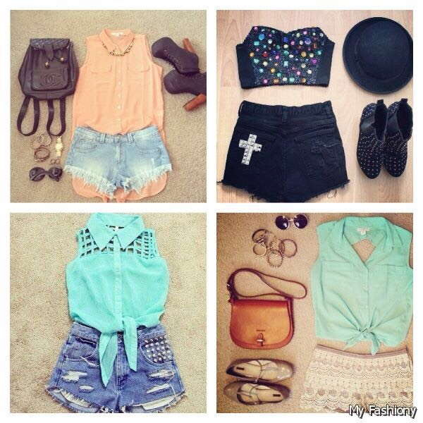 Cute Tumblr Outfits For Summer