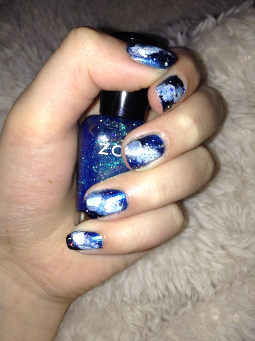 These are my nails!