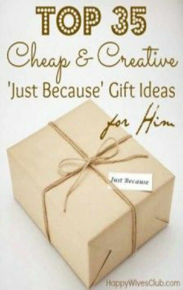 Creative Just Because Gifts For Him By Leaisabella Bates Musely