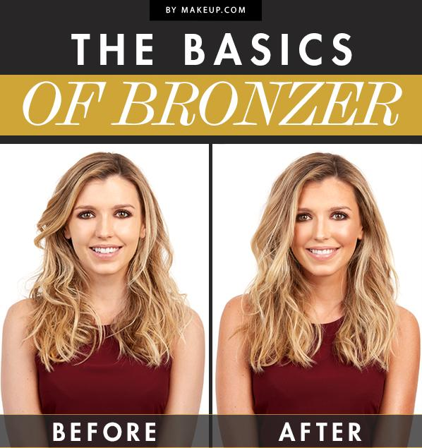 11. A word to the wise, though…don't self-tan your face. That's what bronzer is for. This tutorial shows you how to get the most out of yours. http://www.makeup.com/how-to-use-bronzer/