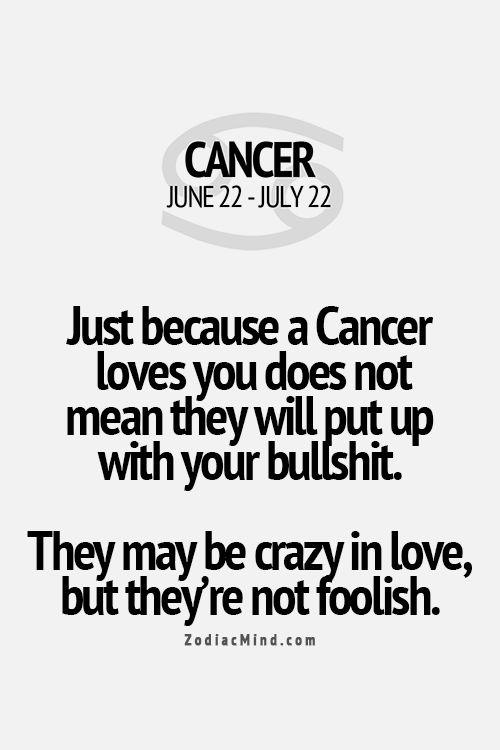Cancer Zodiac Quotes Musely